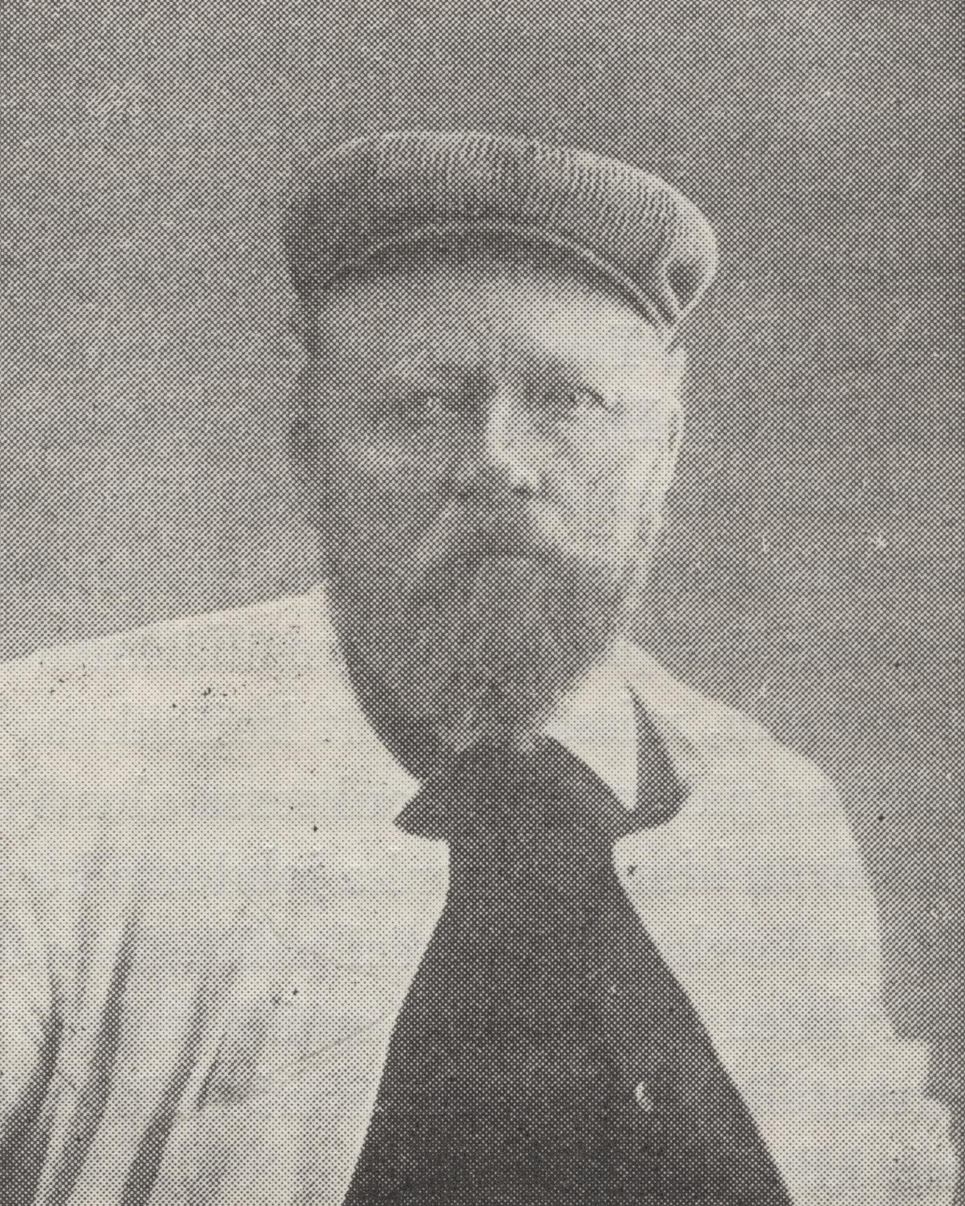 Leipurimestari K. M. Brondin