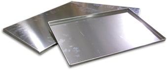 80010 Alumīnija plāts 60x40x2 cm (4 malas)
