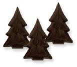 50500 Chocolate Fir Trees